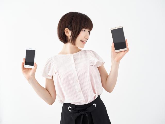 ドコモの機種変更でオススメのスマートフォンを新旧両機種で料金比較