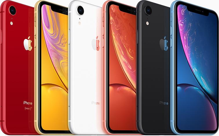 iPhone X  XR  XSの色まとめ 人気のカラーやおすすめの色とは