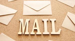メールアドレスで登録