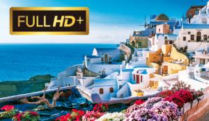 Full HD+ロゴ