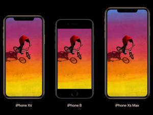 iPhone XS 大きさ