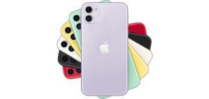 iPhone 11とiPhone XRのスペックや性能の違いは?
