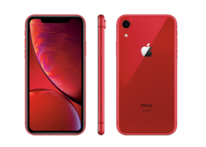iPhone XR レッド