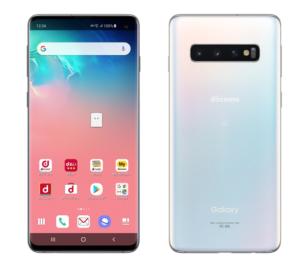 Galaxy S10 SC-03L