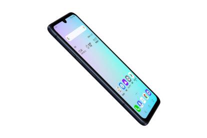 LG G8X ThinQの厚さ
