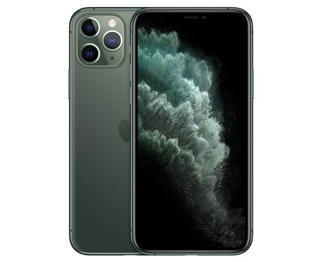 iPhone 11 Pro au
