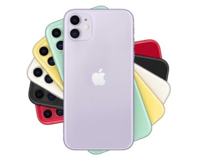 iPhone 11 新型デュアルカメラ搭載|au