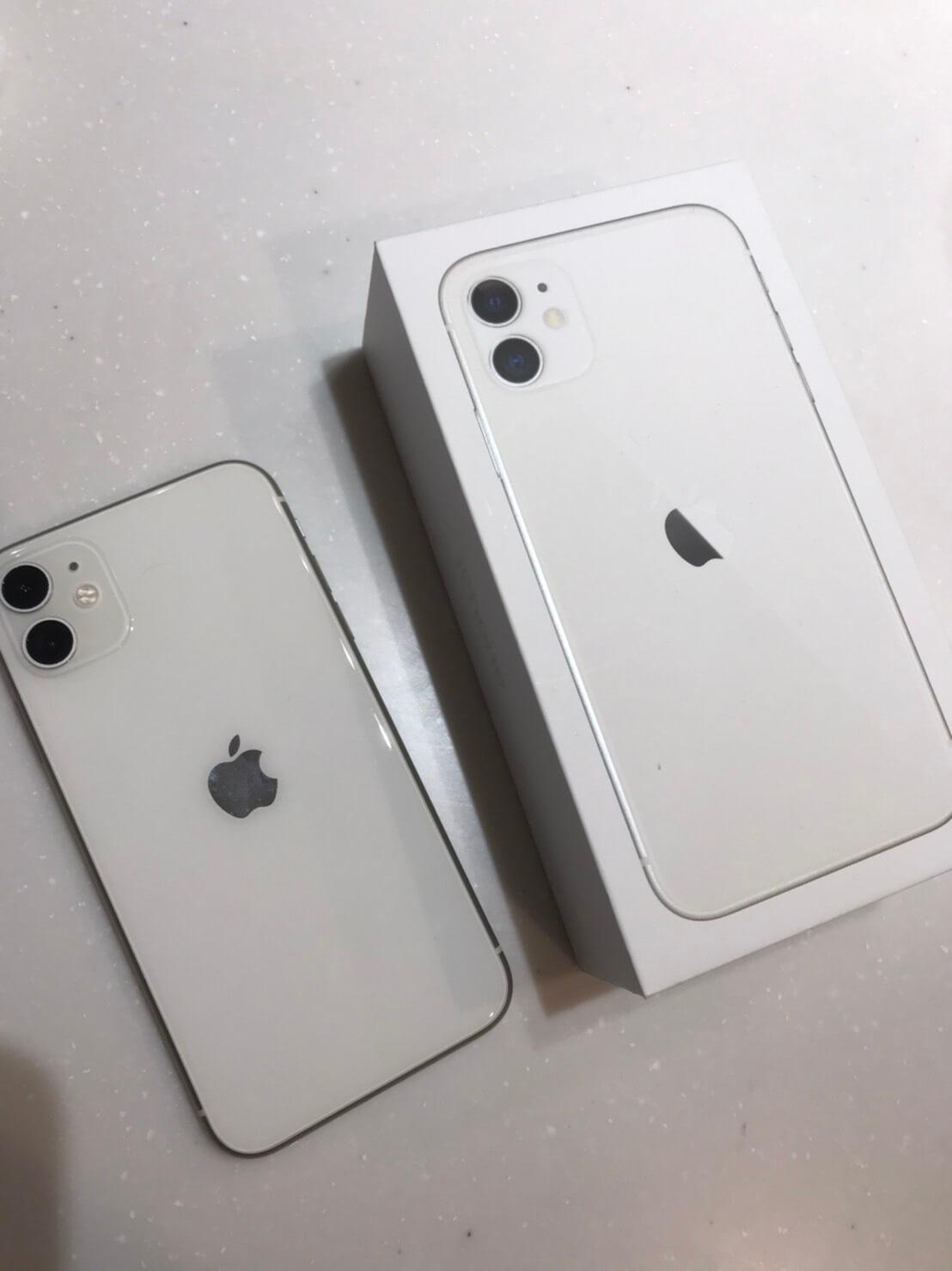 iPhone 11実機