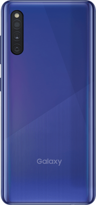 Galaxy A41の本体カラー