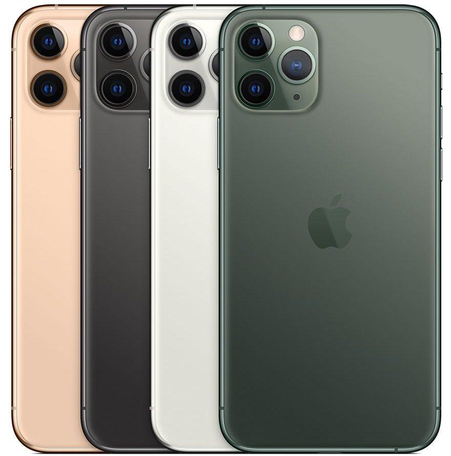 iPhone 11 proのカラー展開