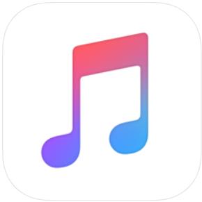 Apple Musicのアイコン