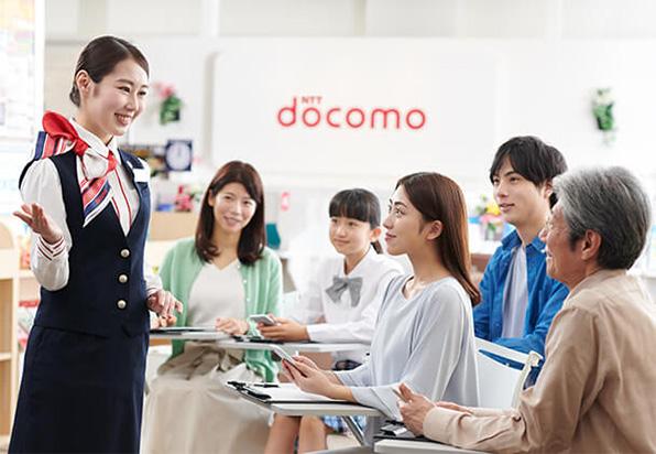 ドコモスマホ教室の内容と口コミ・評判|高齢者でもカンタン予約方法