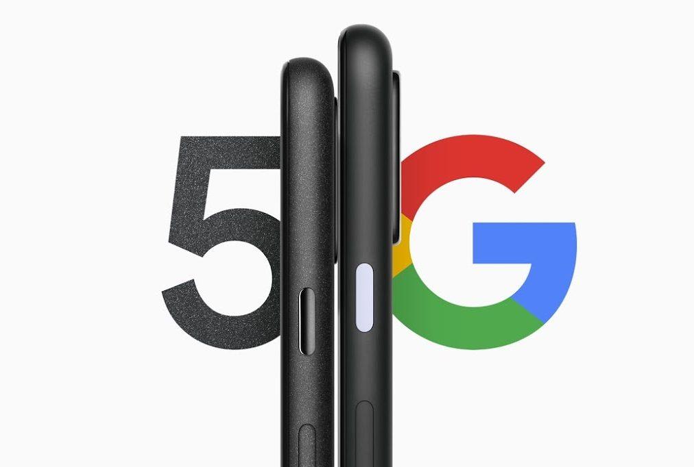 Google Pixel が 5G に対応します。
