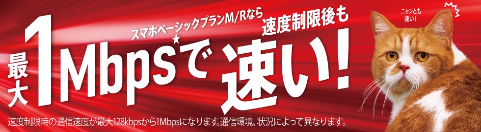 ワイモバイル スマホプランM・R