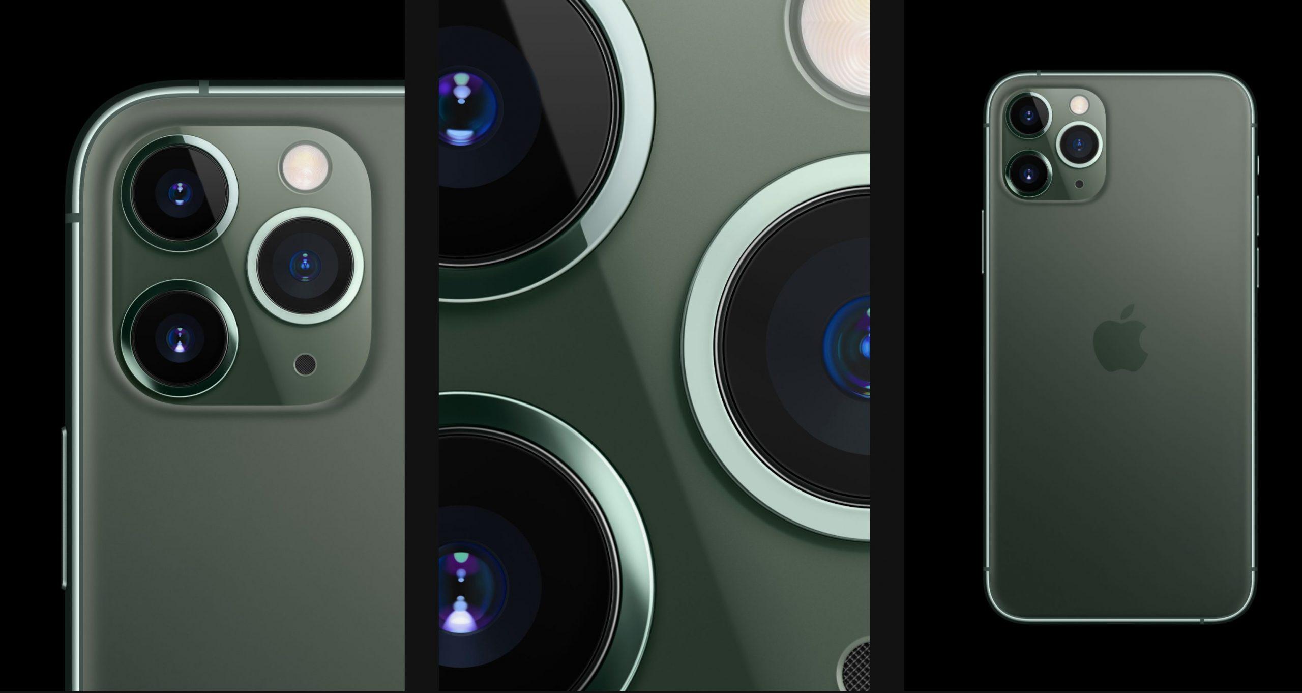 iPhone11Proのカメラ