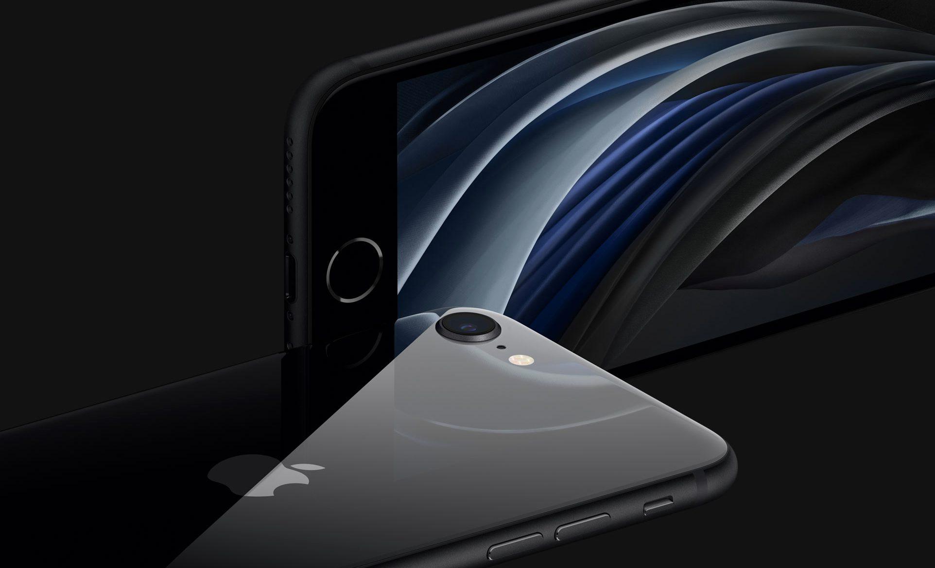 iPhone SEの画像