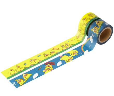 ポインコ マスキングテープ(ポインコ兄弟)