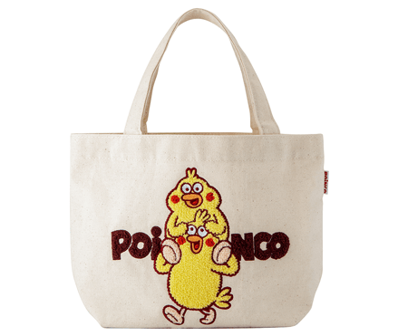 ポインコ サガラミニトートバッグ