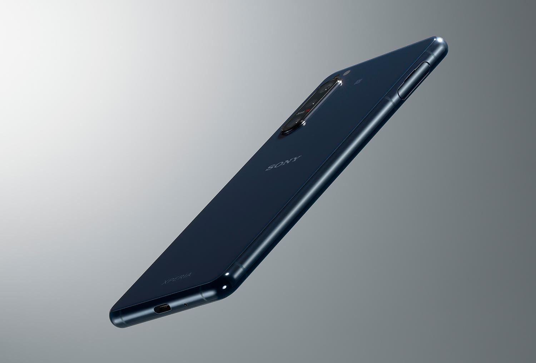 Xperia 5 II ブルー
