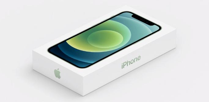iPhone12のケース