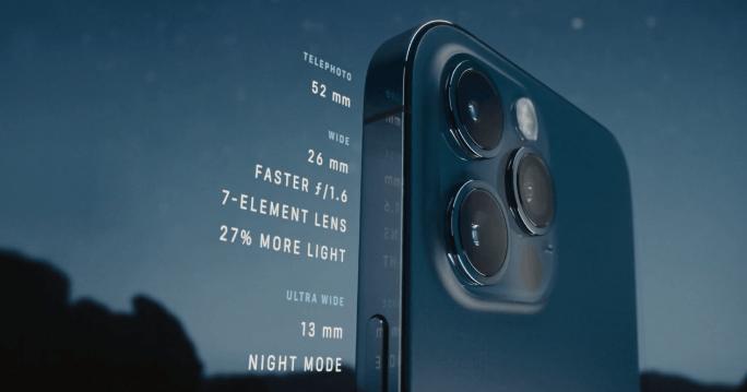 iPhone12Proのカメラ性能