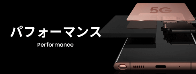 Galaxy Note20 Ultra 5G SC-53A