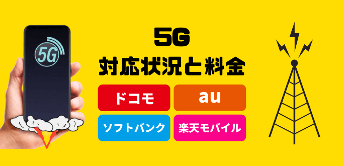 料金 ソフトバンク 5g