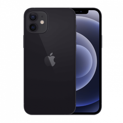 iPhoneブラック