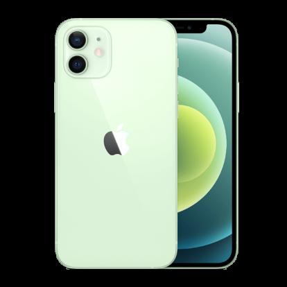 iPhone12グリーン