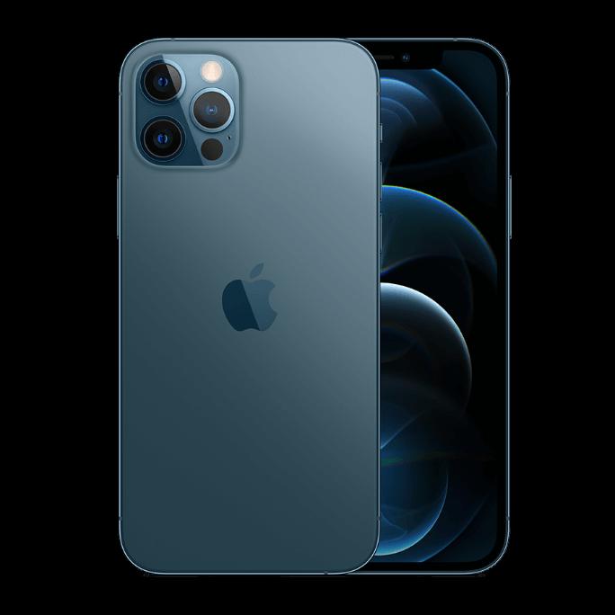 iPhone12 Proパシフィックブルー