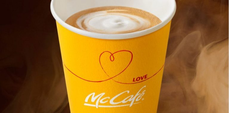 マクドナルドカフェ