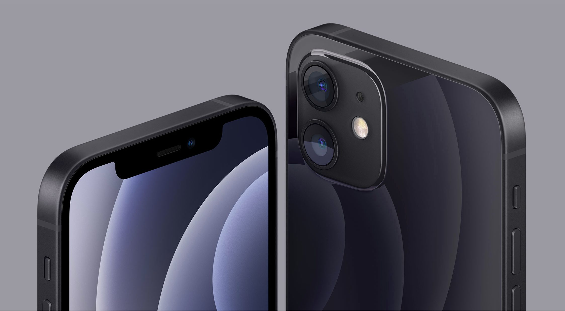 iPhone12 ブラック