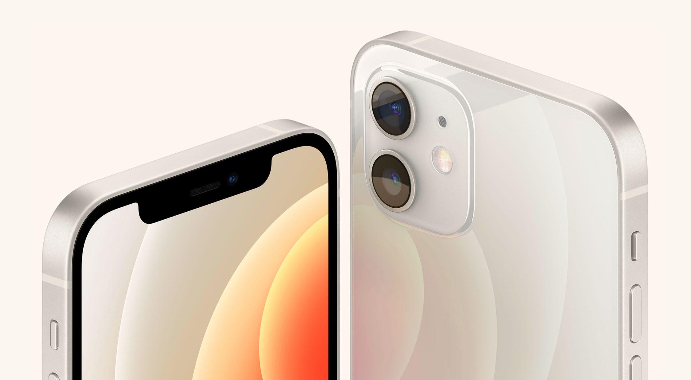 iPhone12 ホワイト