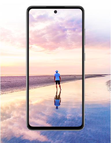Galaxy A52 5Gディスプレイ
