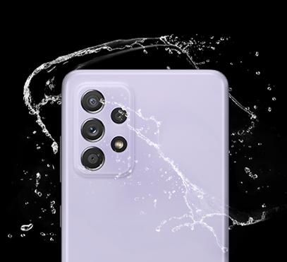 Galaxy A52 5G防水