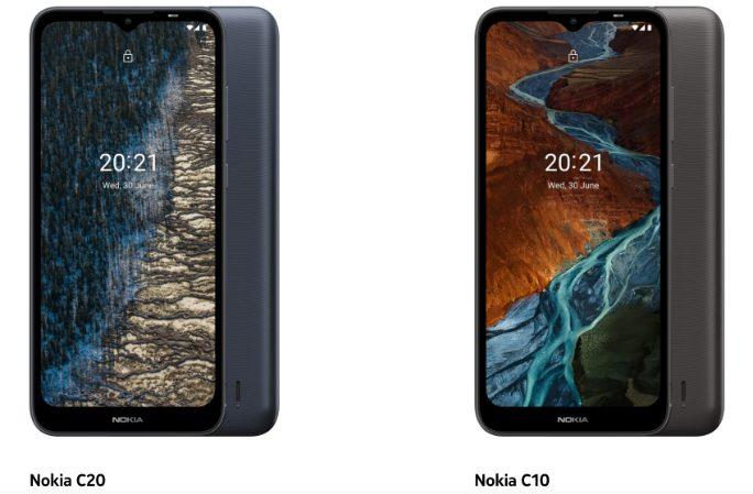 Nokia C10/C20