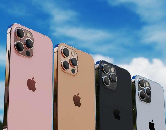 iPhone13 Proのイメージカラー