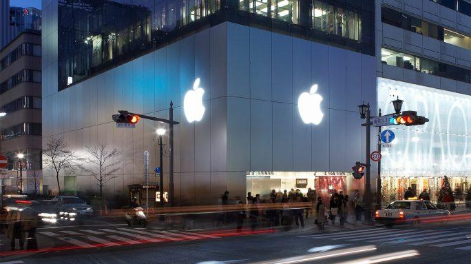 Apple Store銀座