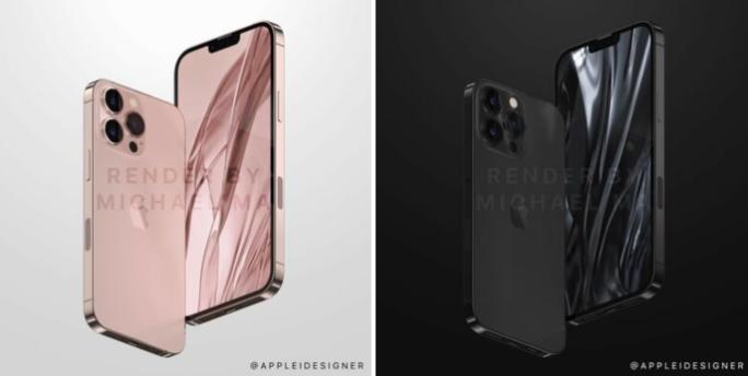 iPhone13の予想カラー