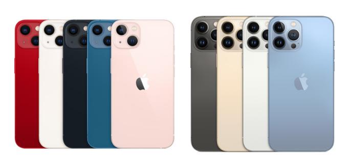 iPhone13シリーズ
