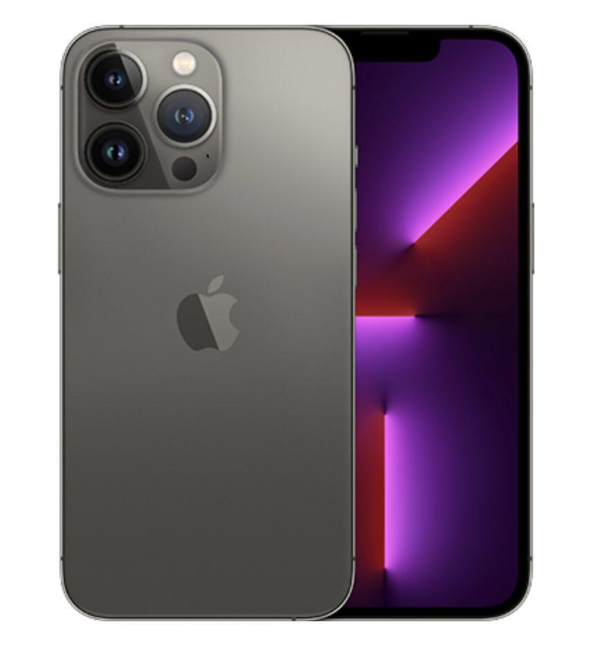 iPhone13 Proのブラック(グラファイト)