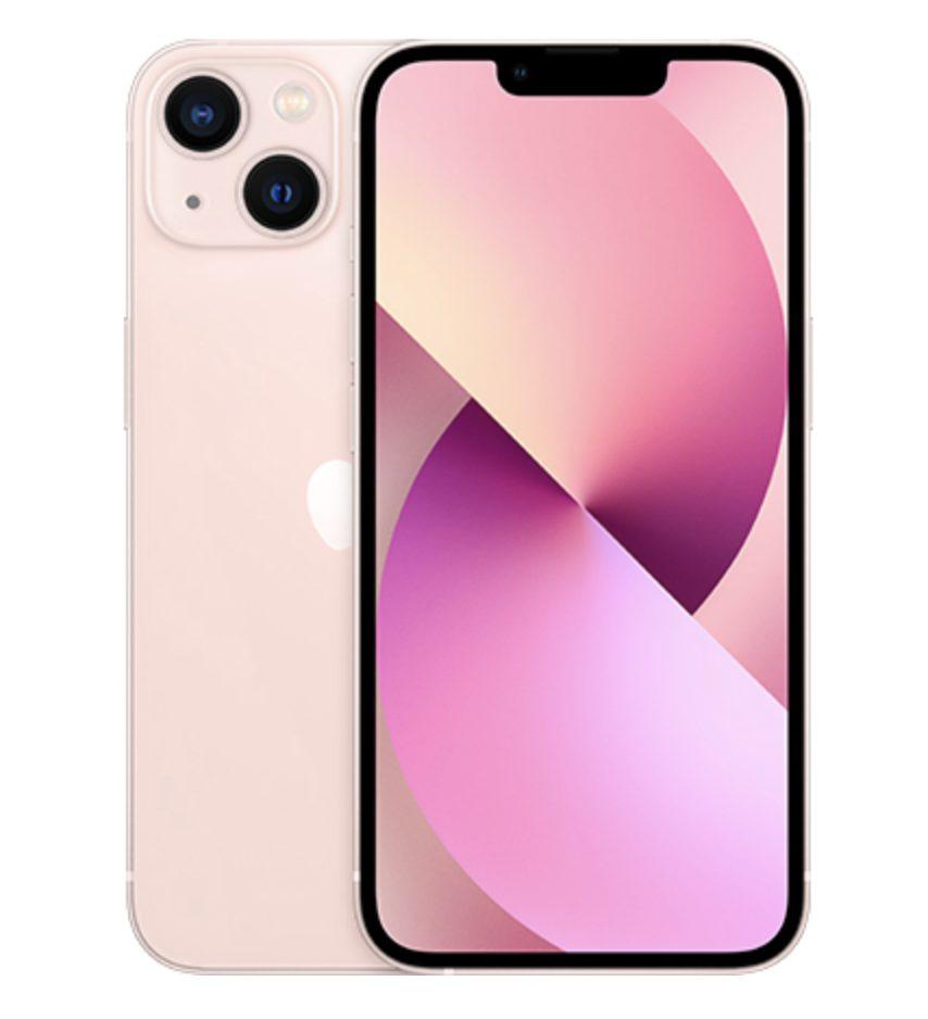 iPhone13のピンク