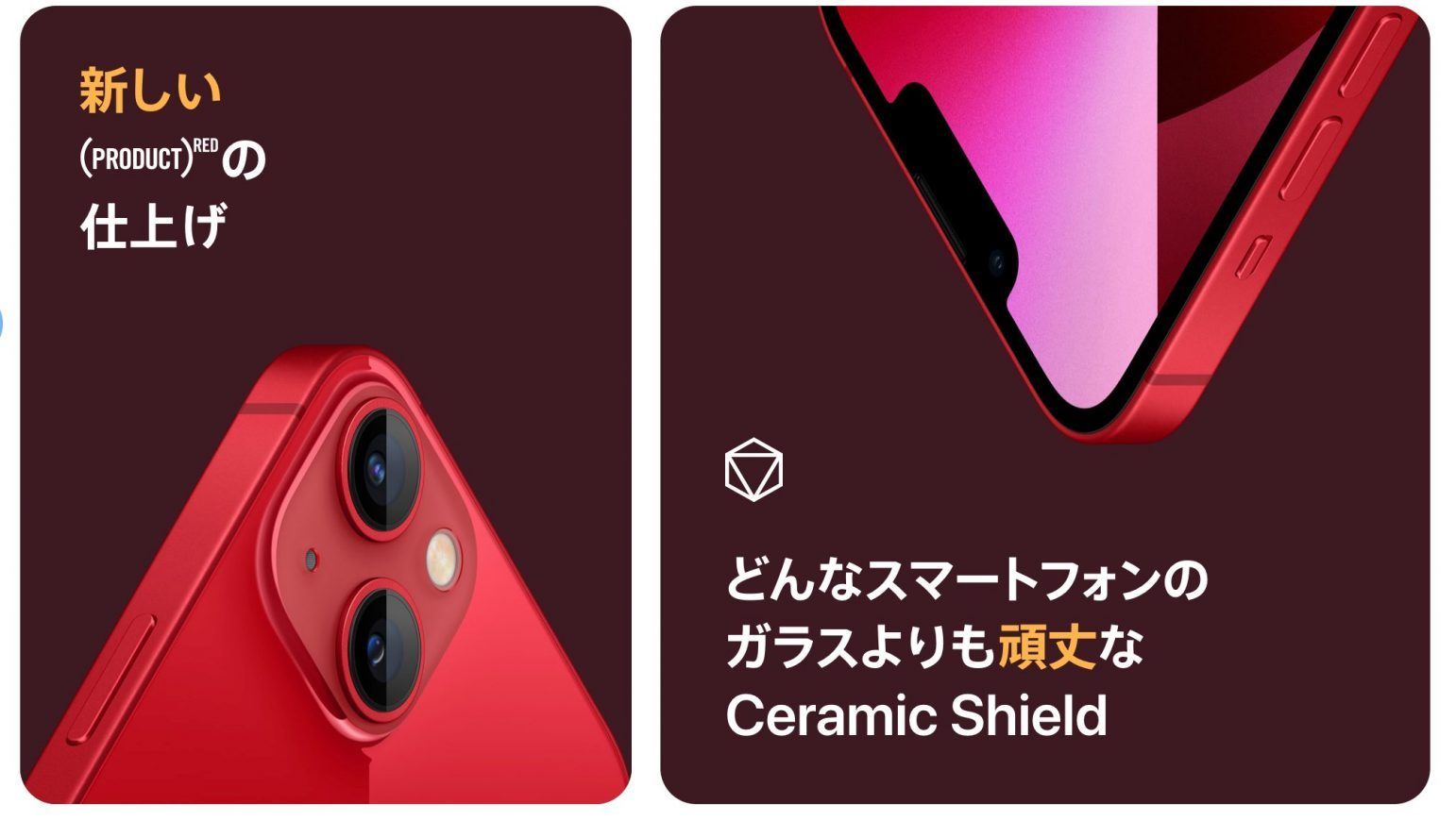 iPhone13 (PRODUCT)RED