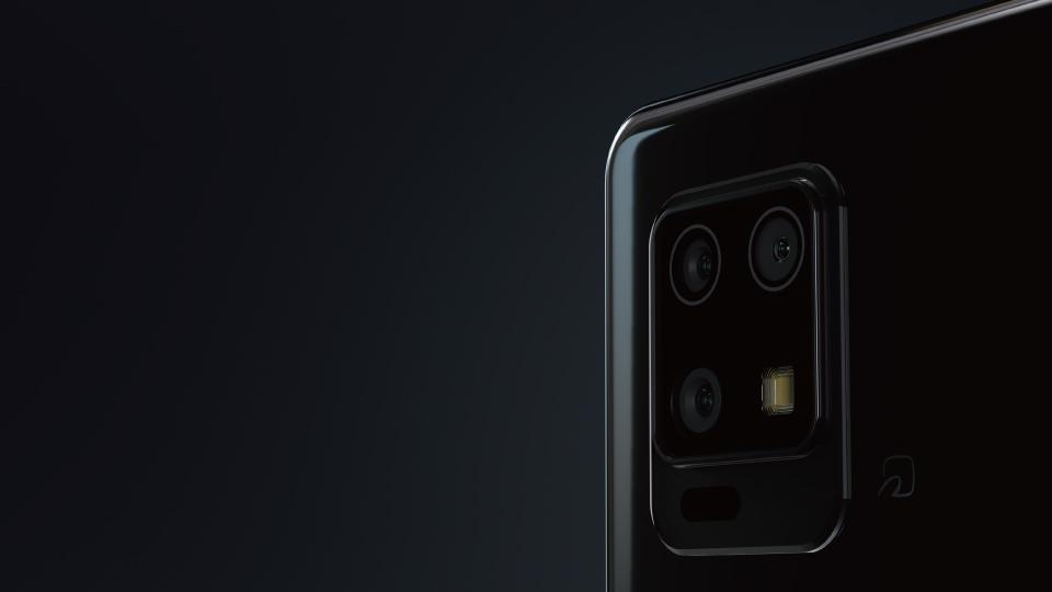 AQUOS zero6のカメラ